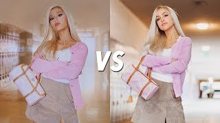Dressing Like Ariana Grande for a Week…