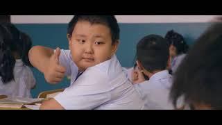 [Hài Trung Quốc}]   Tiểu Minh và đồng bọn Mùa 1 Tập 1  Cô giáo bị kẹt xe