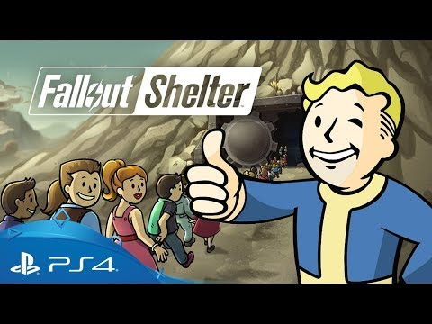 Fallout Shelter | Trailer di annuncio dell'E3 2018 | PS4
