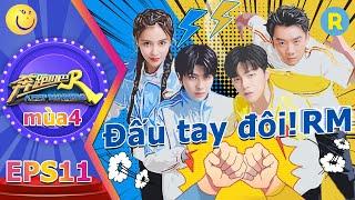 【Vietsub】Keep Running mùa 4 - Tập 11| Thái Từ Khôn,Trần Lập Nông, Châu Chấn Nam