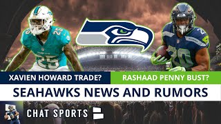 Seattle Seahawks News And Rumors: Xavien Howard To Seahawks? Rashaad Penny To Disappoint in 2021?