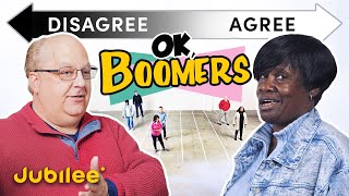 Do All Baby Boomers Think The Same?   Spectrum