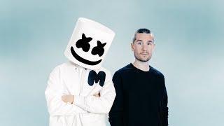 Marshmello ft. Bastille - Happier (Performance Video)