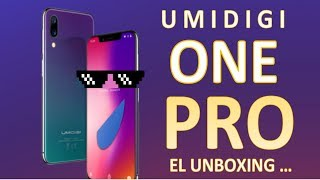 Video UMIDIGI One Pro uQIV9PQVTHI