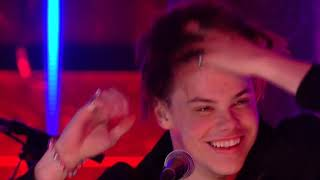 Yungblud Studio Brussel Music For Life 12/23/18