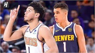 Denver Nuggets vs Phoenix Suns - Full Game Highlights | October 14, 2019 | 2019 NBA Preseason