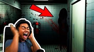 GHOST CAUGHT IN BATHROOM! | Sophie's Curse