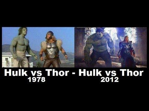 hulk vs thor stream