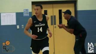 Top 5 2020 NBA Draft Pick RJ Hampton