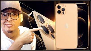 TUDO SOBRE IPHONE 12 5G! A APPLE ERROU MUITO? Iphone 12 mini, 12 pro e pro Max! 4 modelos!