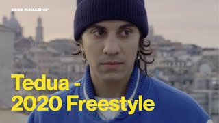 Tedua - 2020 Freestyle