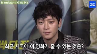 [Vietsub] Kang DongWon Master interview