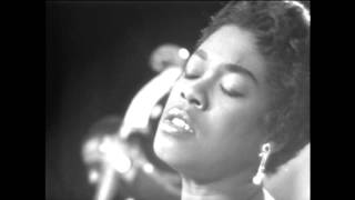 Sarah Vaughan - Somewhere Over The Rainbow (Live from Holland 1958)