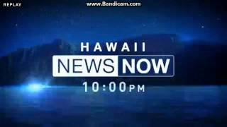 KGMB/KHNL Hawaii News Now at 10:00pm 11/25/2015