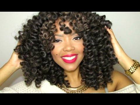 CROCHET BRAID WIG FROM START TO FINISH! (MARLEY HAIR TAKE #2) Musica ...