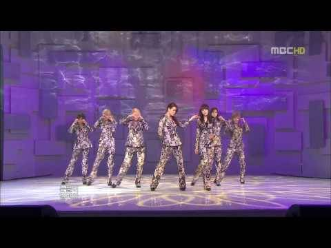 [HD] After School - Because of You + AH Gayo Daejun 091231