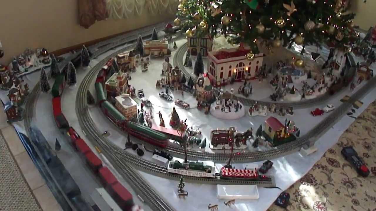 100+ Lionel Christmas Train Layout Plans – yasminroohi