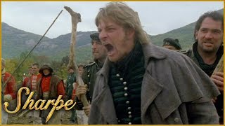 Sharpe Fights The French Over Shovels | Sharpe