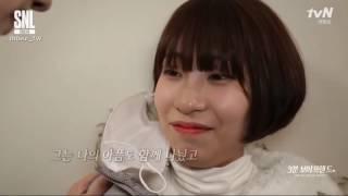 「繁體中字」161126 三分鐘男友 B1A4 振永 cut SNL Korea