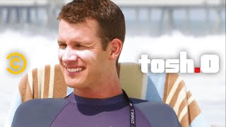 Bumbling Surfer - Full Episode - Tosh.0