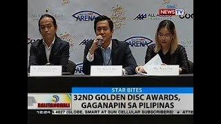 BT: 32nd Golden Disc Awards, gaganapin sa Pilipinas