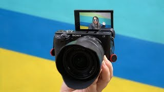 Sony a6400 USER EXPERIENCE REVIEW - HONG KONG TRAVEL VLOG 4K - TIMECODES