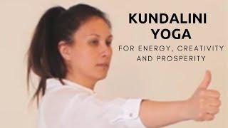 "(""Kundalini Yoga for Energy, Creativity, and Prosperity"") - YogaVision Centre"