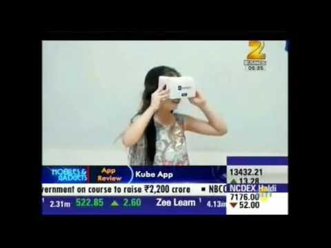 KOMPANIONS on Zee Business! Educational Games For Kids
