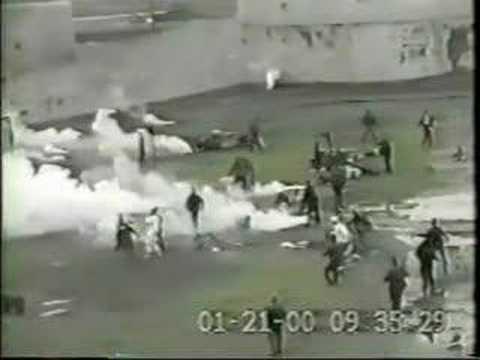 Pelican bay riot video