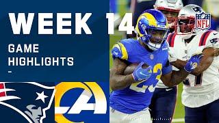 Patriots vs. Rams Week 14 Highlights | NFL 2020