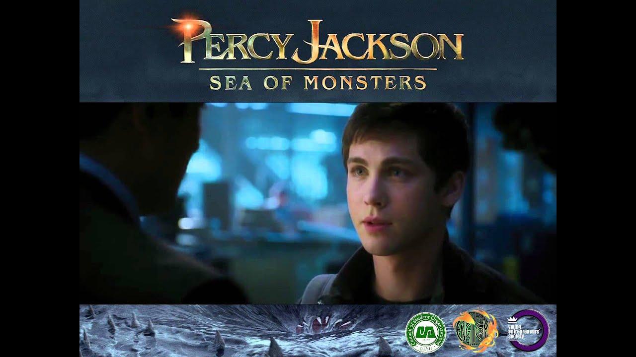 Percy Jackson Sea Of Monsters Deutsch