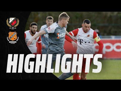 HIGHLIGHTS | Jong FC Utrecht - FC Volendam
