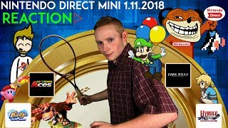 Nintendo Direct Mini Reaction (1.11.2018)