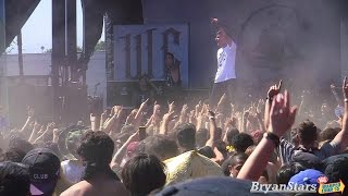 """We Came As Romans - """"Regenerate"""" Live in HD! at Warped Tour 2015"""