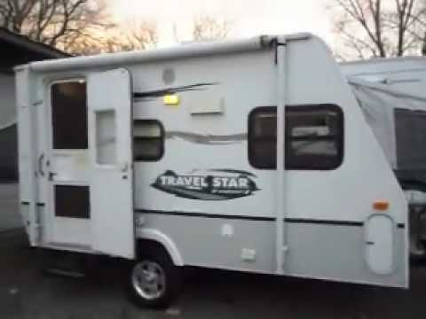 2008 Starcraft Travel Light 16 Foot Hybrid With Front