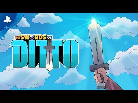 The Swords of Ditto Video Screenshot 2