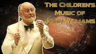 The Children's Music of John Williams - YouTube