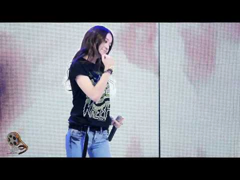 [Fancam] 120920 Krystal - Hot Summer @ Induk University Festival