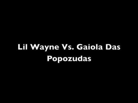 Baixar Gaiola Das Popozudas Vs. Lil Wayne - Ô Darcy Vs. A Milli (LeX-V Remix)