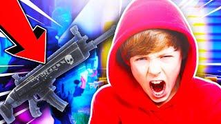 Kid Gets Scammed! *ULTRA RAGE* (Scammer Gets Scammed) Fortnite Save The World
