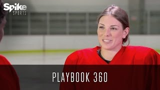 Slap Shots With Hilary Knight Of The National Women's Hockey League