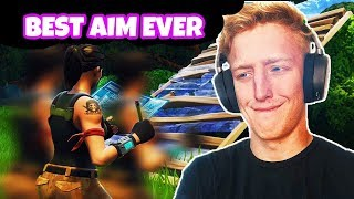 TFUE is The World's Best Aimer in Fortnite! *INSANE* *MUST WATCH*