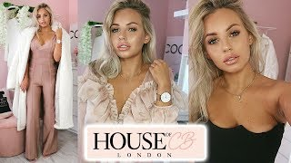 HOUSE OF CB TRY ON HAUL | Lucy Jessica Carter AD
