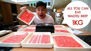 Eating Show :: All You Can Eat Wagyu Beef (Shabu Shabu)