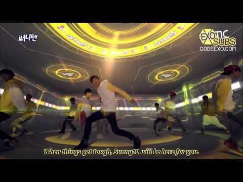 [EXOTICSUBS] 140308 Sunny10 CF - EXO {ENG SUB}