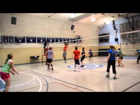 Division 4 Quarter Finals- Balls to the Wall vs OOBS