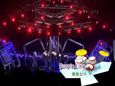 TVXQ-Travelog+Purpleline(동방신기-여행기+퍼플라인)@SBS Inkigayo 인기가요 200802024