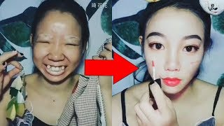 13 Amazing Makeup Transformations 😱 The Power of Makeup 2018