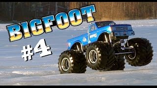 RC Monster Truckin': Bigfoot #4 Ice Crusher