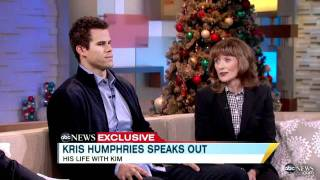 Kris Humphries Interview - Discusses Breakup With Kim Kardashian, Says 'Don't Play Into Gossip'